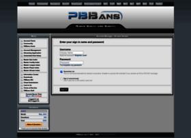 account.pbbans.com