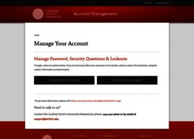 account.stritch.edu