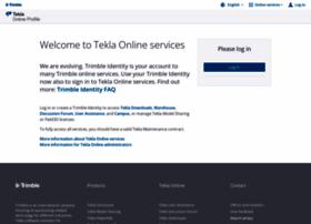 account.tekla.com
