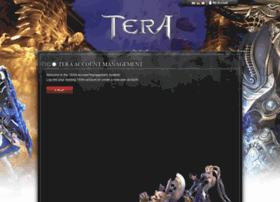 account.tera-europe.com