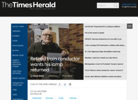 account.thetimesherald.com