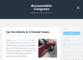 accountablecongress.com