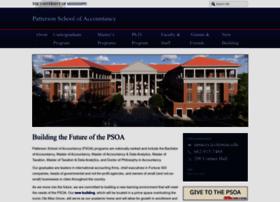 accountancy.olemiss.edu