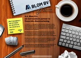 accountantskantoorvandelft.nl