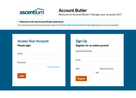 accountbutler.ascentiumcapital.com