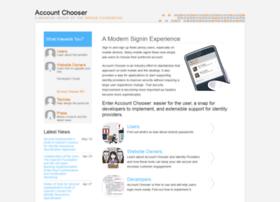 accountchooser.net