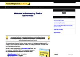 accounting-basics-for-students.com