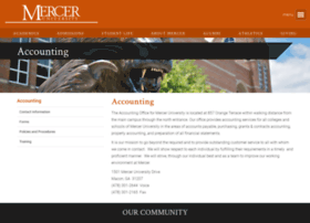 accounting.mercer.edu