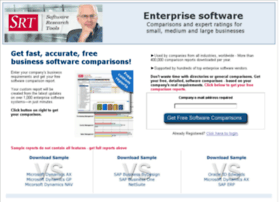 accounting.softwareresearchtools.com