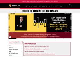 accounting.uwaterloo.ca