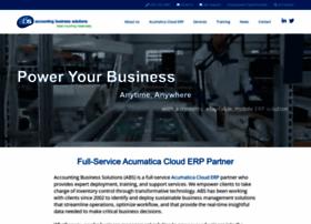 accountingbusinesssolutions.com