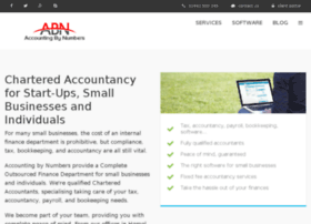 Accountingbynumbers.co.uk