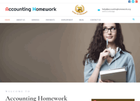 accountinghomework.org
