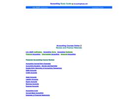 accountingstudy.com