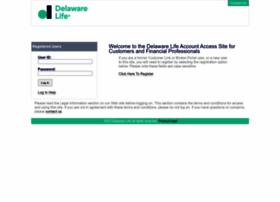 accounts.delawarelife.com
