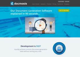 accounts.docmosis.com
