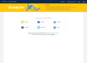 accounts.euractiv.com