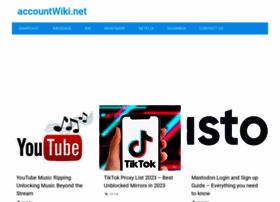 accountwiki.net