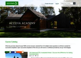 accoya-academy.com