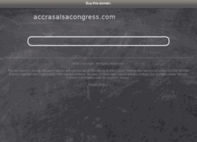 accrasalsacongress.com