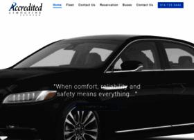 accreditedlimo.com