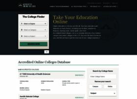 accreditedonlinecolleges.com