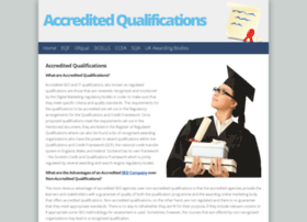 accreditedqualifications.org.uk
