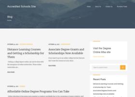 accreditedschools.site