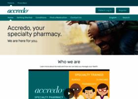 accredo.com