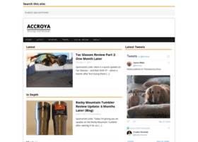 accroya.com