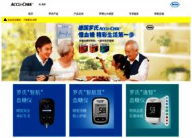 accu-chek.com.cn