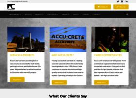 accu-crete.com