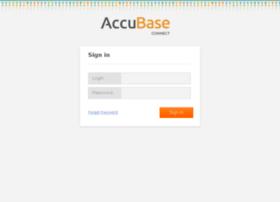 accubaseconnect.com