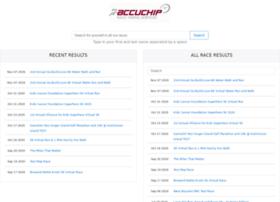 accuchip.racetecresults.com