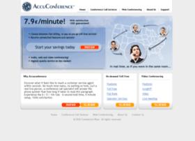 accuconference.riveroffers.com