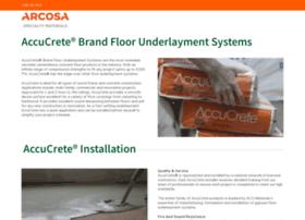 accucrete.com