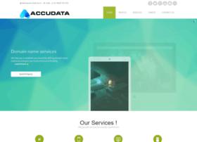 accudatagroup.com