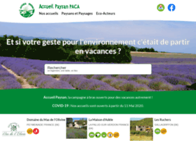 accueil-paysan-paca.com