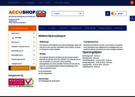 accuhandel.nl