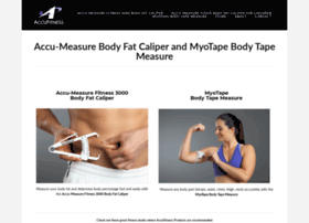 accumeasurefitness.com