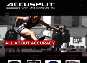 accusplit.com