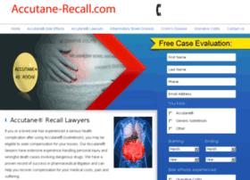 accutane-recall.com