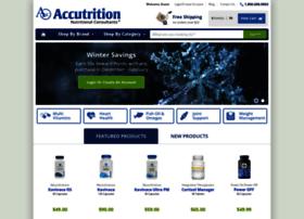 accutrition.com