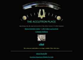 accutron214.com