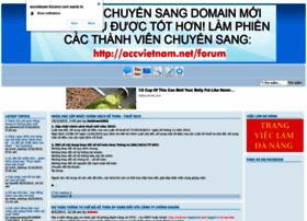 accvietnam.forumvi.com