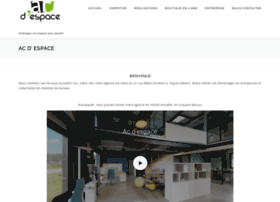 acd-espace.com