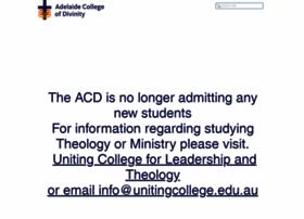 acd.edu.au