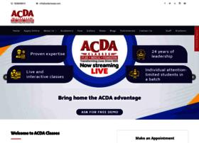 acdaclasses.com