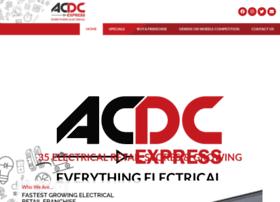 acdcexpress.com