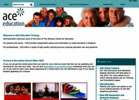 ace-ed.org.uk